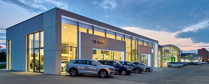 CB Auto a.s. České Budějovice